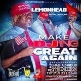 DJ lemonHEAD - MAKE DJING GREAT AGAIN Cover Art