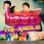 Dj-Len - VYBZ KARTEL - NO GAMES (EXPLICIT) - [LOVE TRI-ANGLE RIDDIM] Cover Art