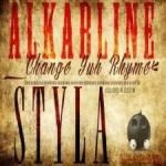 Dj-Len - ALKABLINE-(CHANGE YUH RHYME)RAW Cover Art