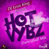 DJ LYON KING - DJ LYON KING - HOT VYBZ - DANCEHALL MIX Cover Art