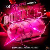 DJ LYON KING - DJ LYON KING ROMANCE MIXTAPE 2017 Cover Art