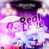 DJ LYON KING - DJ LYON KING REAL LOVE MIXTAPE Cover Art