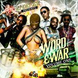 DJ LYON KING - DJ LYON KING WORD & WAR MIXTAPE Cover Art