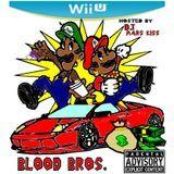 DJ Mars Kiss - Blood Bros Cover Art