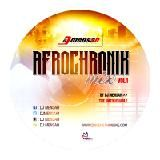 DJ MENSAH-DA UNTOUCHABLE - APHROCRONIK Cover Art