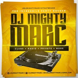 DJ MIGHTY MARC - MIGHTY MARC 2017 LIT Cover Art