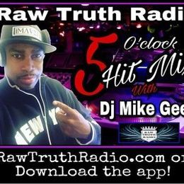 DJ Mike GEE! - The 5 O Clock Hit Mix 1 3 17.mp3 Cover Art