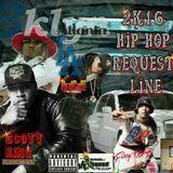 DJ MISTAMAN MIXSQUAD RADIO 99.8 - 2k16 Hip Hop Request Line(summer heat edition)HOT Cover Art