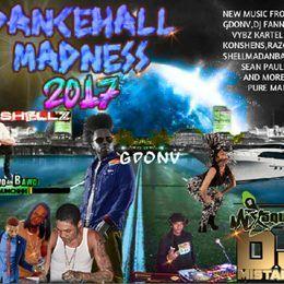 DJ MISTAMAN MIXSQUAD RADIO 99.8 - dancehall madness WINTER MIX 2017 HOT NEW Cover Art