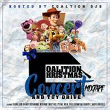 DJ Money Mook - Christmas Concert/Toy Drive Mixtape (Hosted By Coalition DJs-Carolina) Cover Art