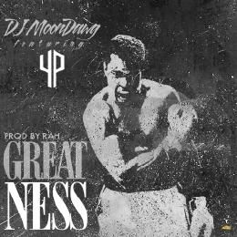 DJ MoonDawg - Greatness Cover Art
