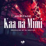 DJ Nestar - Kaa Na Mimi (Produced by DJ Nestar) Cover Art