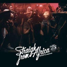 DJ Nestar - STRAIGHT FROM AFRICA pt.2 🌍 DJ NESTAR Cover Art