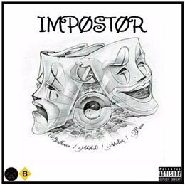 Parsa Mayel - Impostor Cover Art