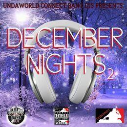 DJ PROPHET DA JIGGSAW - DECEMBER NIGHTS V2 Cover Art
