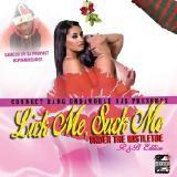 DJ PROPHET DA JIGGSAW - Lick me /Suck me under the Mistletoe R&B 2015 Cover Art