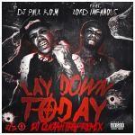 DJ Paul x Lord Infamous  (R.I.P.) Vs. Keys N Krates - Lay Down Today [DJ Quotah Trap Remix]