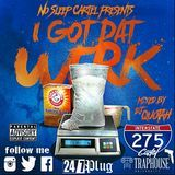 DJ Quotah - I Got Dat Work Summer 16 Edition Cover Art