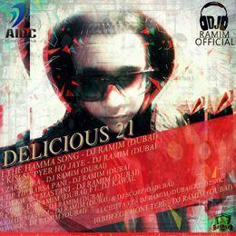 DJ RAMIM OFFICIAL - 10.Bheege Hont Tere (Mashup) - DJ RAMIM (Dubai) Cover Art