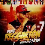 Dj R'AN (Lucenzo Dj) - Dame Reggaeton 7 Cover Art