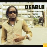 DJ Riddim - No Complaining - DJ Riddim Remix Cover Art