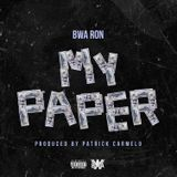 BWA Ron - My Paper Cover Art