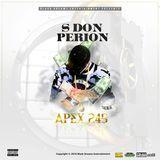 DJ Seizure - Apex 245 Cover Art