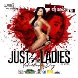 DJ Seizure - Just 4 the Ladies Valentines Day 4th Edition Cover Art