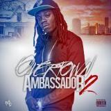 DJ Seizure - Overtown Ambassador 2 Cover Art