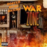 Dj Shalamar/SouthernFuego Branding - War Zone Hosted By DJ Brickz Cover Art