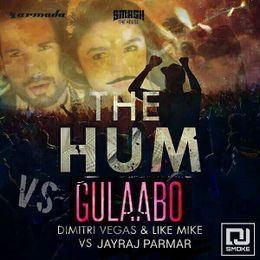 DJ sMokE - Gulabo Vs The Hum Cover Art