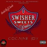 @Promomixtapes - Swisher Sweets & Scales Hosted by @DjSmokeMixtapes Cover Art