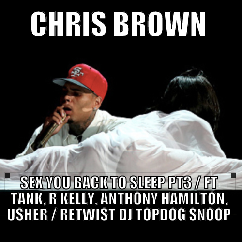 chris brown back to sleep remix free download