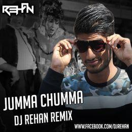 DJ REHAN - Jumma Chumm Dj Rehan Remix Cover Art