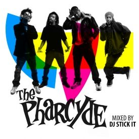 DJ StickIT - The Pharcyde Mixtape by DJ StickIT Cover Art