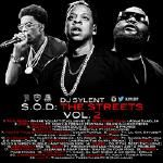DJ Sylent - S.O.D: The Streets Vol.2 Cover Art