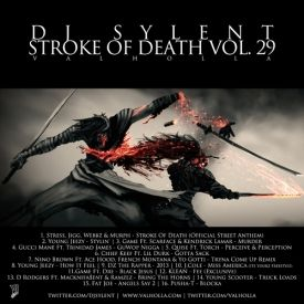 DJ Sylent - DJ Sylent Presents: Stroke Of Death Vol.29 Cover Art