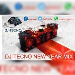 Dj-Tecno - New Year Mix Cover Art