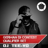 DJ Tee-Vo - German DJ Contest Qualifier Set Cover Art