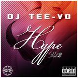 DJ Tee-Vo - Hype Vol. 2 Cover Art