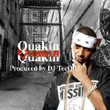 DJ TeeOh - Quakin Cover Art