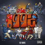 DJ TeeOh - 92 Bars (Meek Mill Diss) Cover Art
