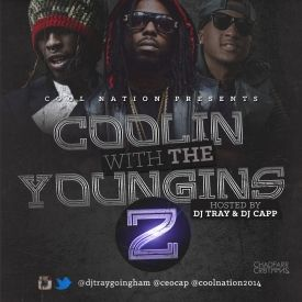 DJ Tray - Coolin With The Youngins2 Cover Art