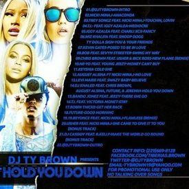 "DJ Ty Brown - ""Hold You Down"" ft. Chris Brown,.Nicki Minaj ..."