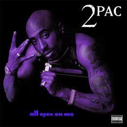 DJ Tyre - All Eyez On Me (Slowed-N-Chopped) Cover Art