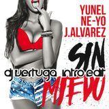 Dj Vertuga ✪ - Sin Miedo (Dj Vertuga Intro Edit) Cover Art