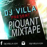 Dj Villa GH - PiQUANT MiXTAPE Cover Art