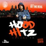 Dj2short215 - HOOD HITS VOL.15 HOSTED BY OT THE REAL Cover Art