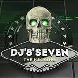 DJ'8'SEVEN MIXX MASTERS - DJ'8'SEVEN OLD IS GOLD VOL.......1 Cover Art