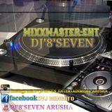 DJ'8'SEVEN MIXX MASTERS - DJ'8'SEVEN-AFRICAN TRUE VIBEZ VOL...3 Cover Art